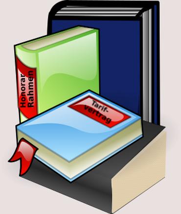 Bücher über Bücher!